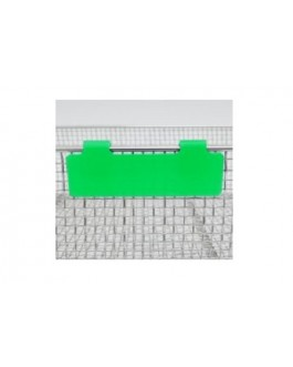 PTL Mesh Basket Tag with Clip for Colour-Coding