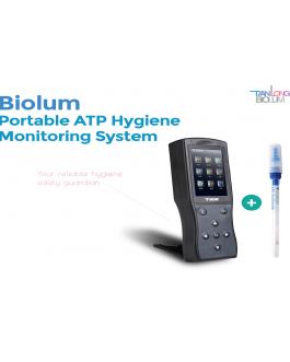 Biolum Portable ATP Hygiene Monitoring System
